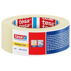 TESA geltona dažymo juosta ( Professional 4323 ) 50m.