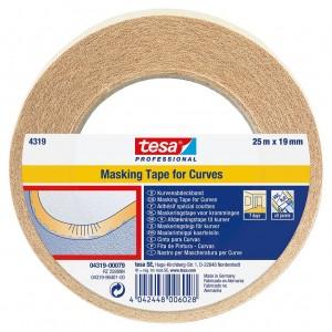TESA lanksti dažymo juosta ( Professional 4319 ) 25m x 19 mm