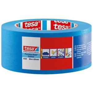 TESA mėlyna, UV atspari dažymo juosta laukui  ( 4440 ) 50m.