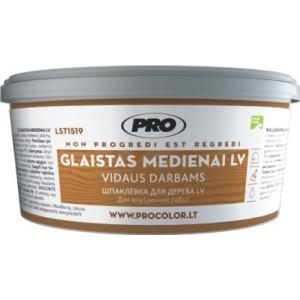 Glaistas medienai viduje LV, 400 gr. PRO