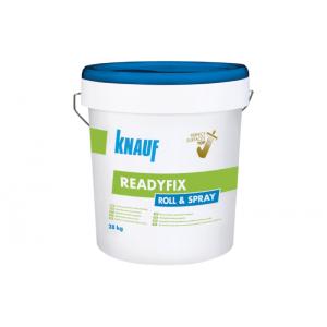 Glaistas Knauf ReadyFix Roll&Spray 28kg, Knauf