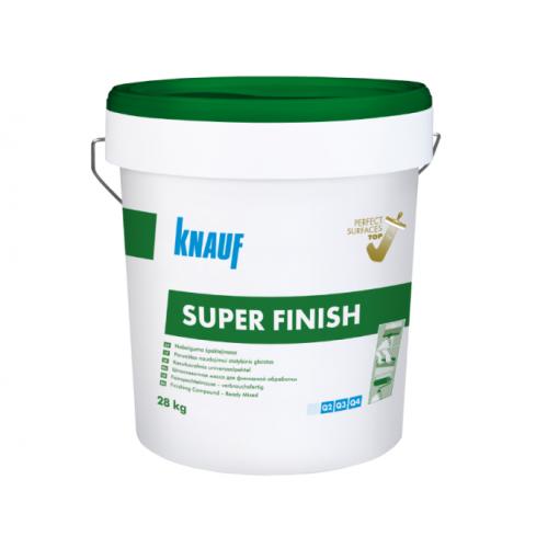 Glaistas Knauf Super Finish 28 kg, Latvija