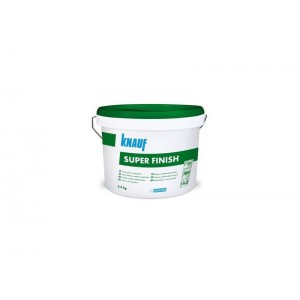 Super Finish (Sheetrock), universalus glaistas Knauf, 5.4kg