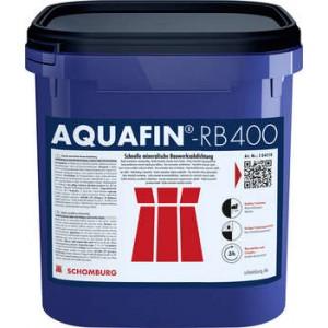Greito rišimosi cementinė elastinga hidroizoliacija AQUAFIN-RB400  20Kg, SCHOMBURG