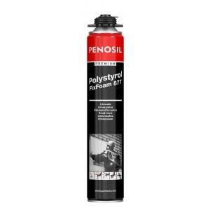 PENOSIL Premium Polystyrol FixFoam 877 klijuojančios putos, 750ml