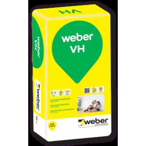 weber VH 20kg.