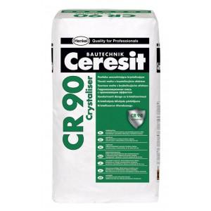 Hidroizoliacinis mišinys CR 90 Crystaliser 25kg.