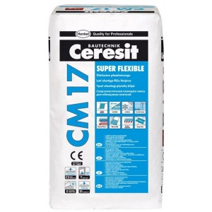 CM 17 Super Flexible 25kg.
