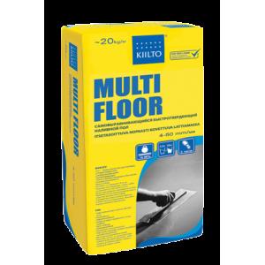 Kiilto Multi Floor savaime išsilyginantis grindų mišinys, 20kg.