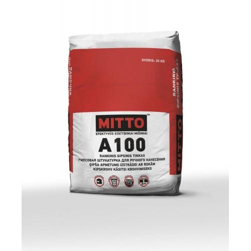 A100 Rankinis gipsinis tinkas 30kg.