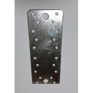 Metalinė montavimo plokštelė su padidintom skylėm
