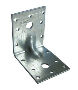Metalinis montavimo kampas su standumo briauna