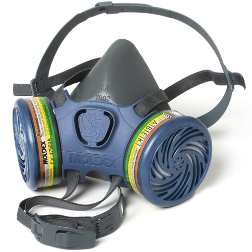 Easy Lock respiratorius su filtrais